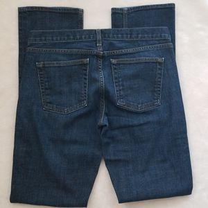 J. Crew Matchstick Jeans 29R